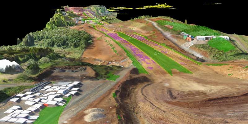 Aerial Surveying at Lynton Surveys